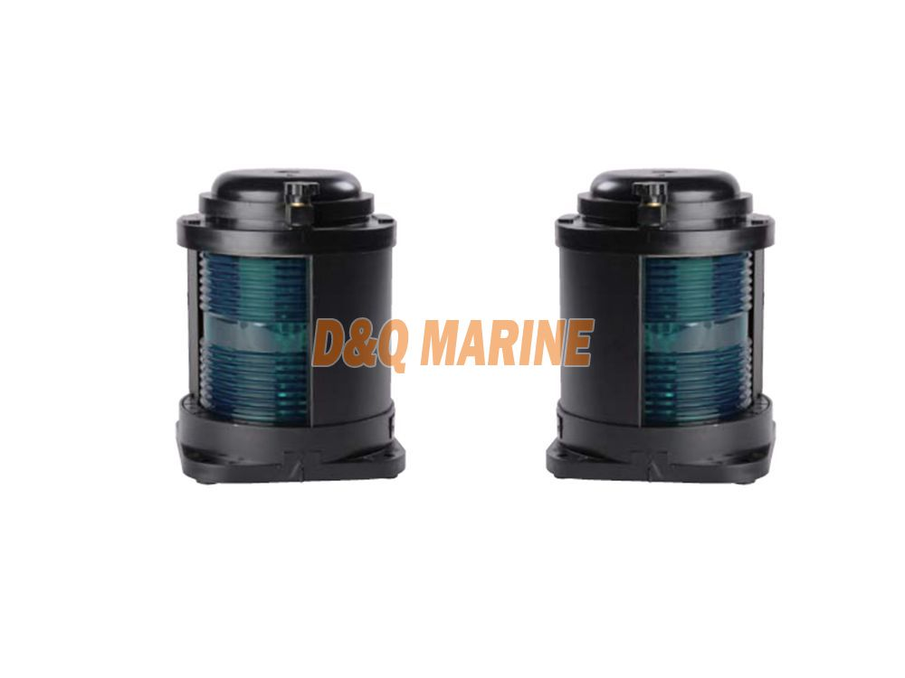 CXH-21P No.2 Full-plastic Dounle-deck Navigation Signal Light