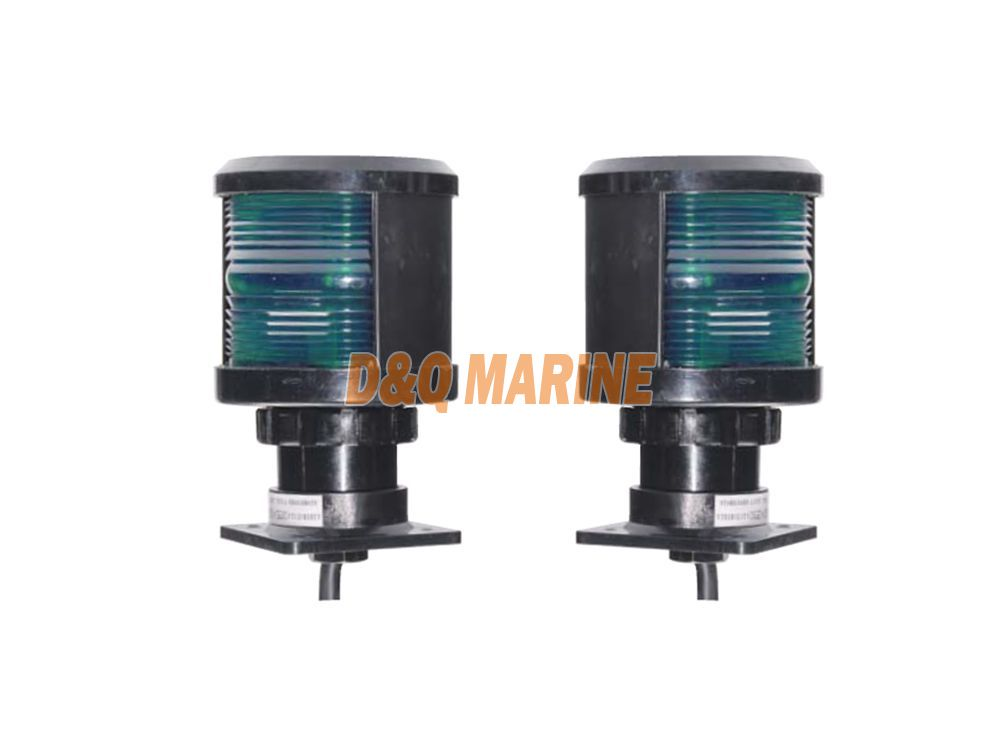 CXH-3P No.3 Full-plastic Navigation Signal Light