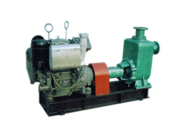 CYX Series Marine Diesel Engine-driven Emergency Fire Pump