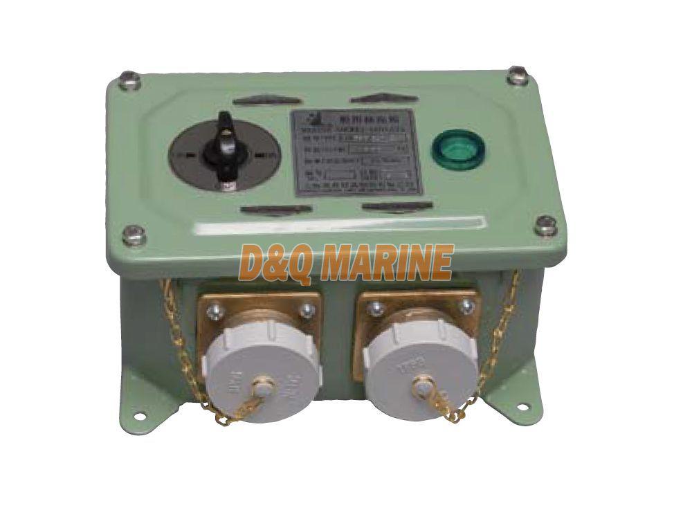CZX Marine High Low Voltage Socket Box