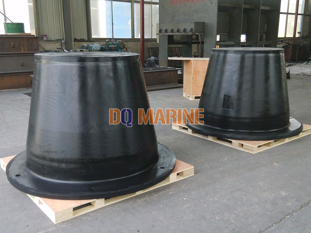 Cone Type Rubber Fenders