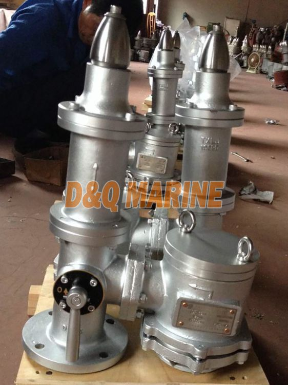DF-ISO Stainless Steel PV Valve