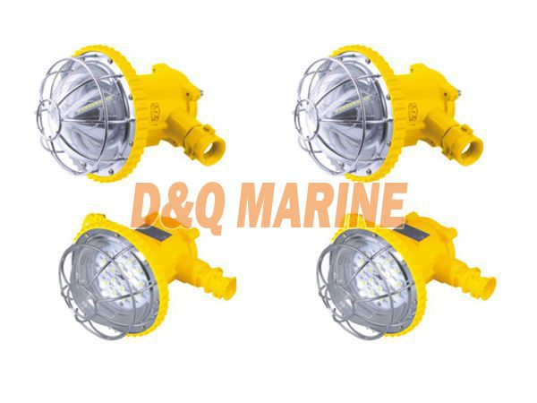 DGS20/127L(A) Mining Flameproof LED Tunnel Lamp/Roadway Lamp