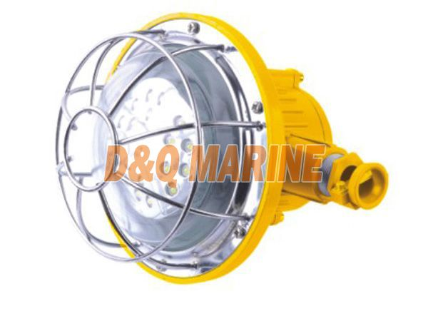 DGS30/127L(A) Mining Flameproof LED Tunnel Lamp/Roadway Lamp