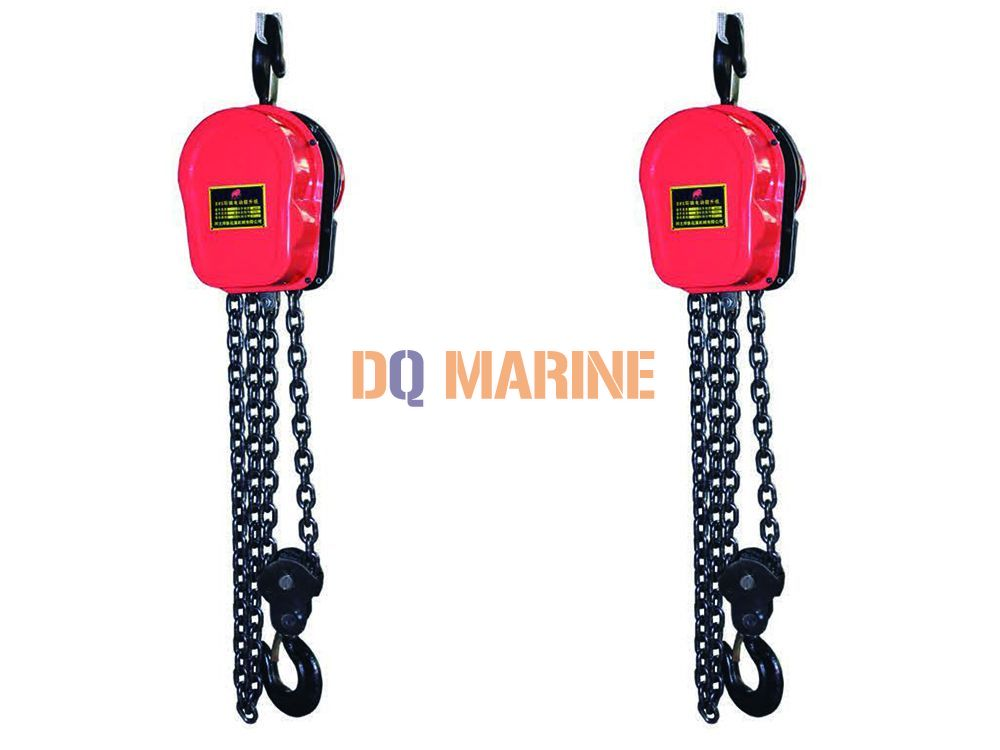 DHS Electric chain hoist
