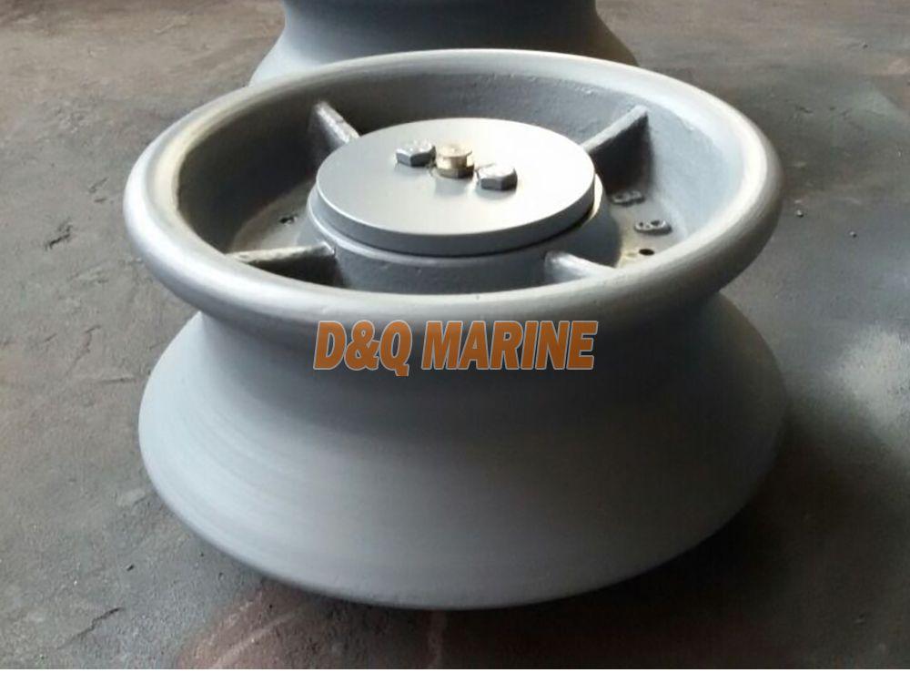 DIN81906 Germany Standard Fairlead Roller