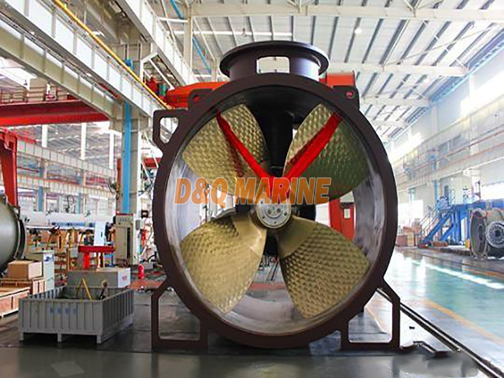 Diesel Engine Drive Bow Thruster