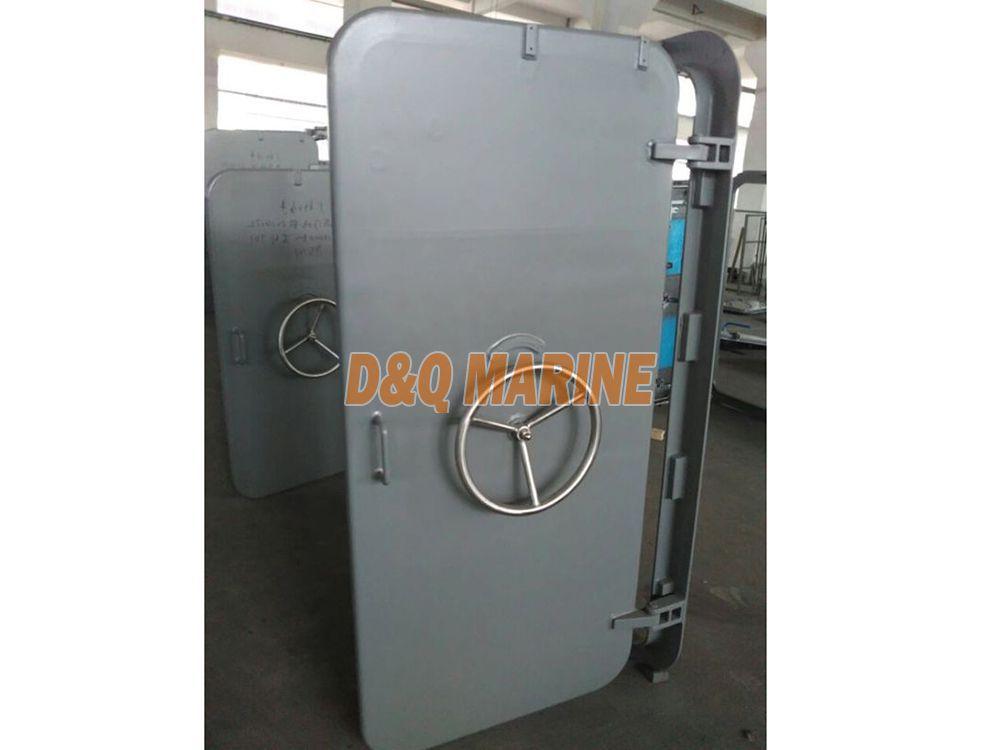 Discal Quick Open and Close Weathertight Steel Door