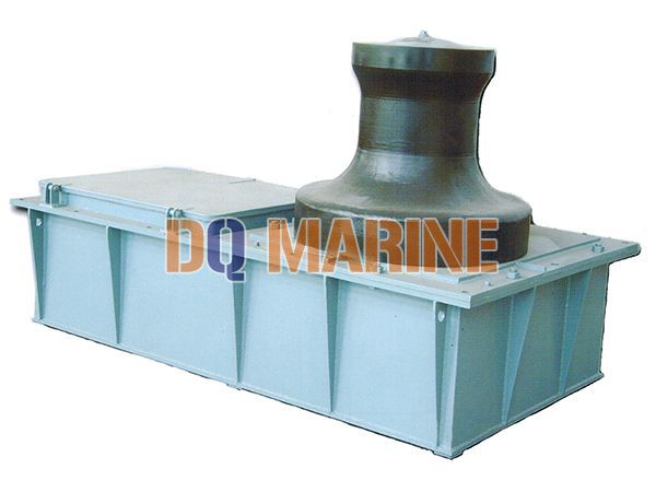 500Kn Electric Capstan