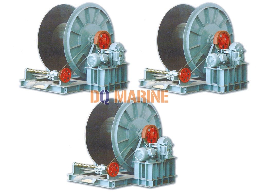 800Kn Electric Winch