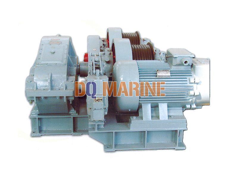 1000Kn Hydraulic Winch
