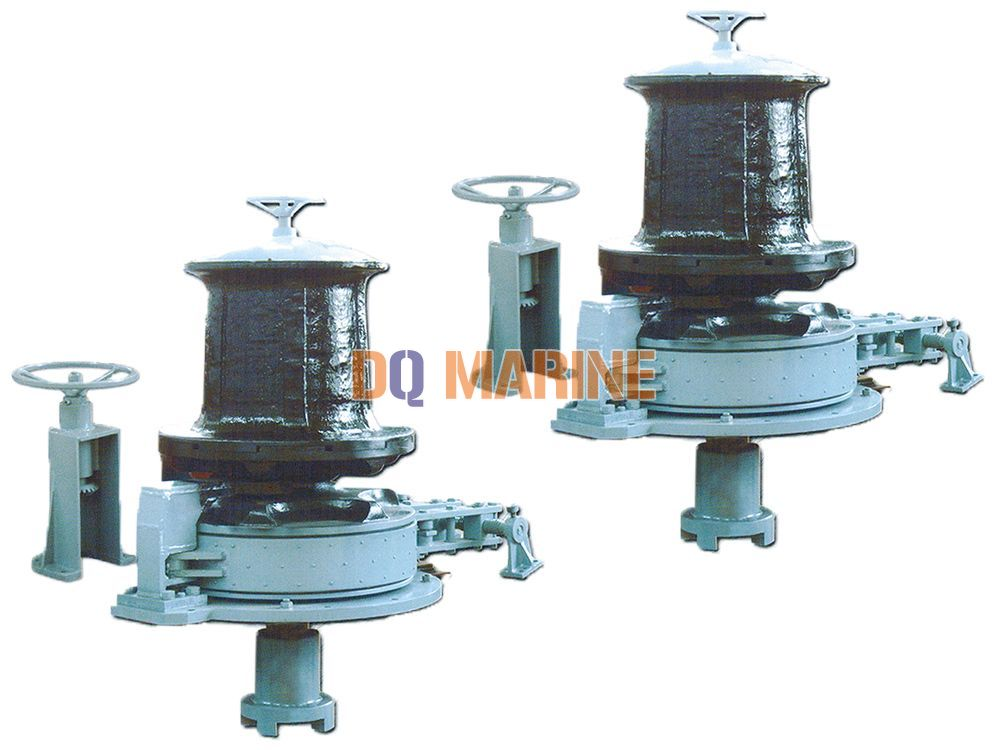 90Kn Electric Anchor Capstan 1