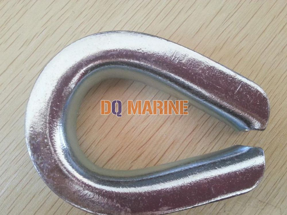 Extra Heavy Wire Rope Thimbles G414