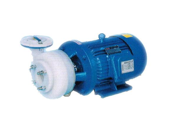 FSB Series Fluorine Alloy Plastic Pump