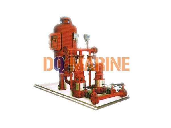 Fire Control Pneumatic Water Supply Equipment