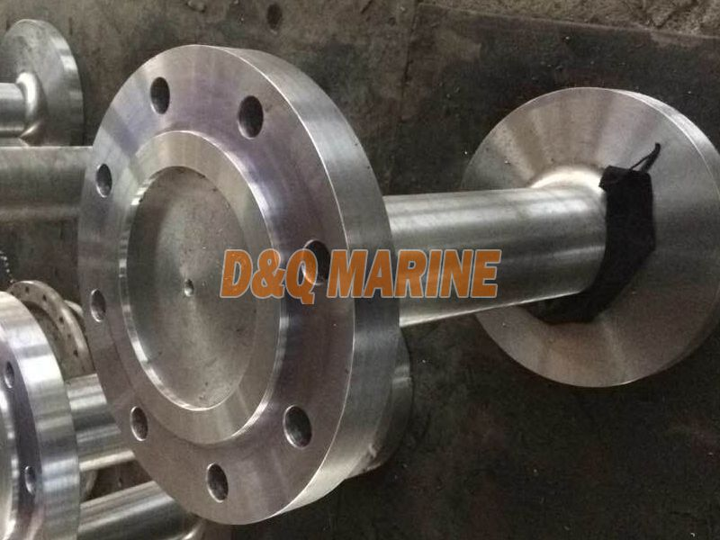Open Die Forging Marine Intermediate Drive Shaft
