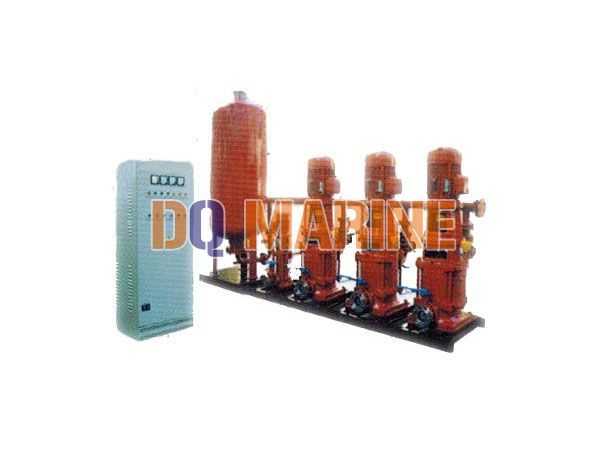 Full Automatic Variable Frequency Constant Pressure Fire Water Supply Equipment
