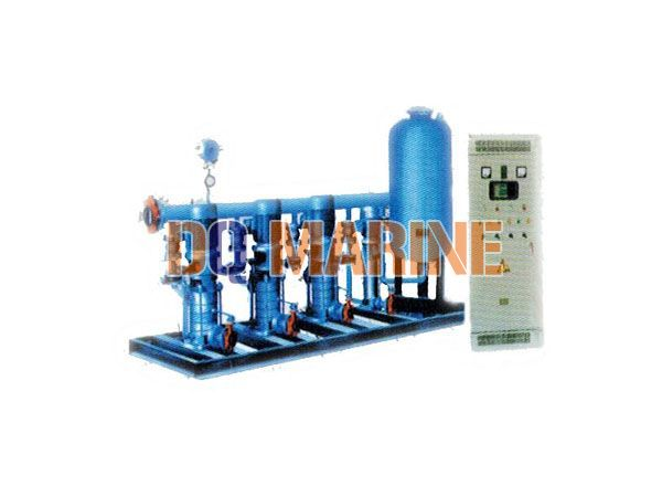 Full Automatic Variable Frequency Constant Pressure Water Supply Equipment
