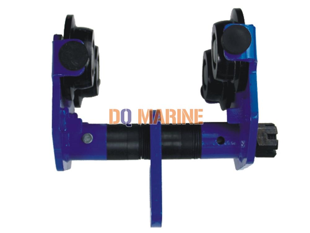 GCTZ Anti-Collision Manual Plain Trolley