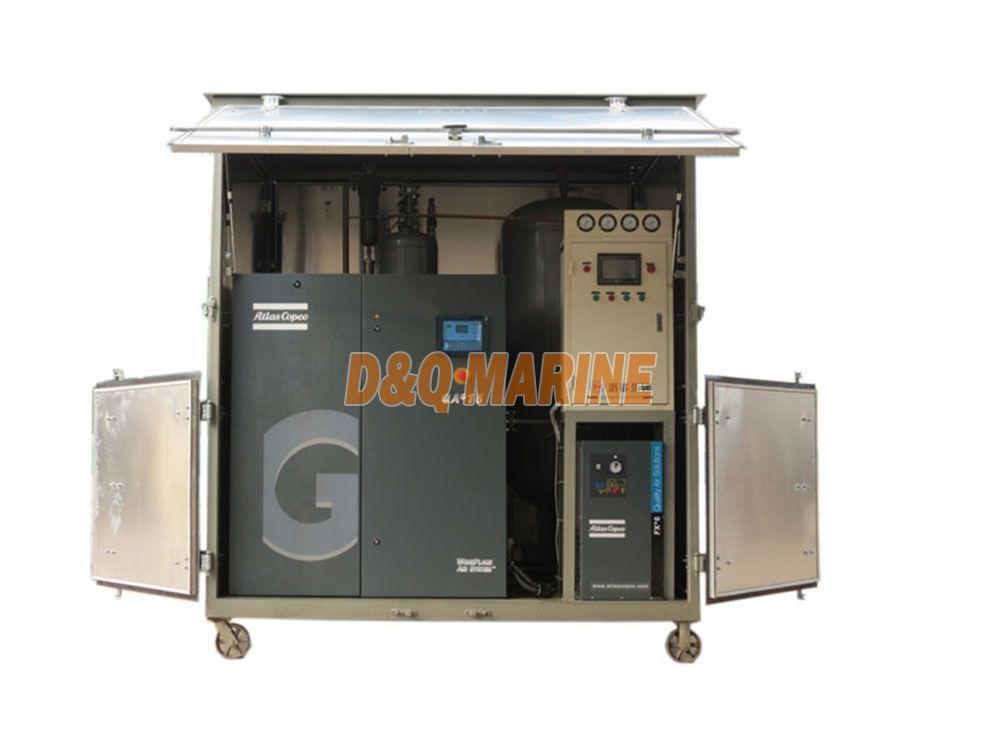 GF Air drying Machine
