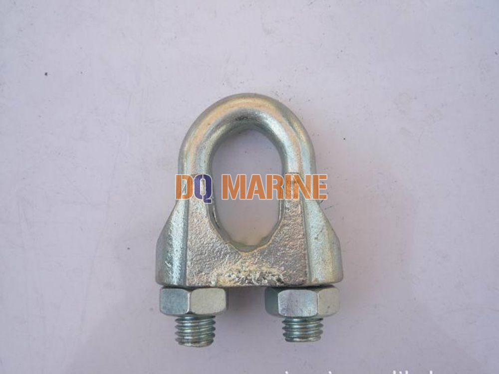 Galvanized Malleable Wire Rope Clips Type B