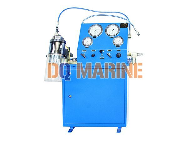 HDP1100-D Type Fuel injector testbed test bench