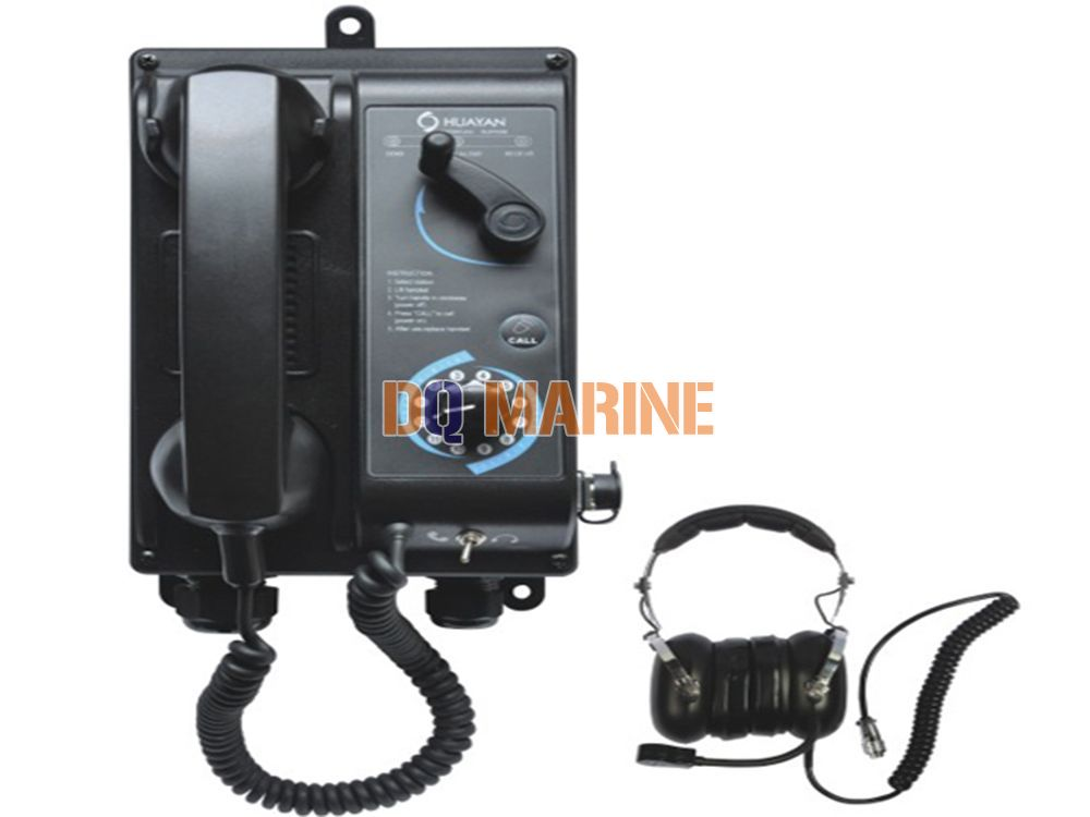 HSG-1T Batteryless Telephone with Headset