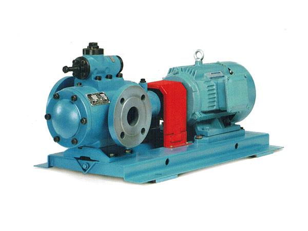 HSN Series three-spindle screw pump