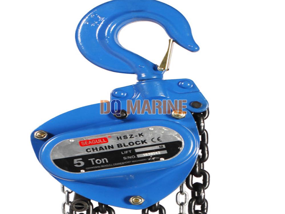 HSZ-KT Chain Block