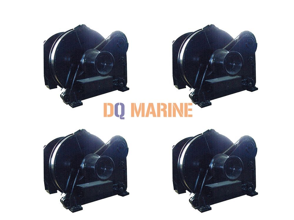 300Kn Hydraulic Towing Winches