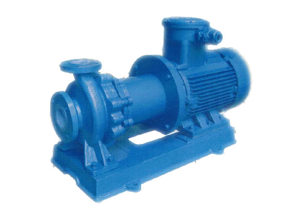 IMF Series Marine Fluorine Lining Magnetic Drive Pump