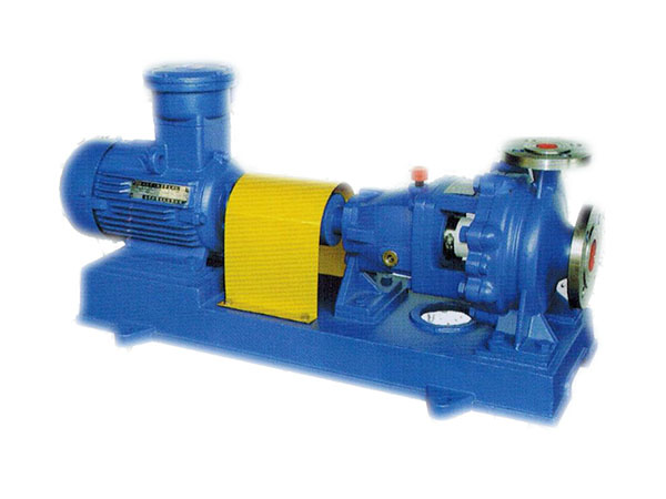 IS IH Marine Series Single-stage Clean Water(Anti-corrosive) Centrifugal Pump