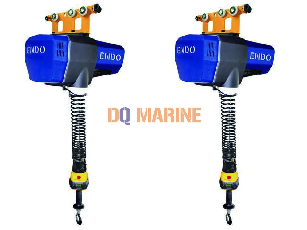 Intelligent hoist crane