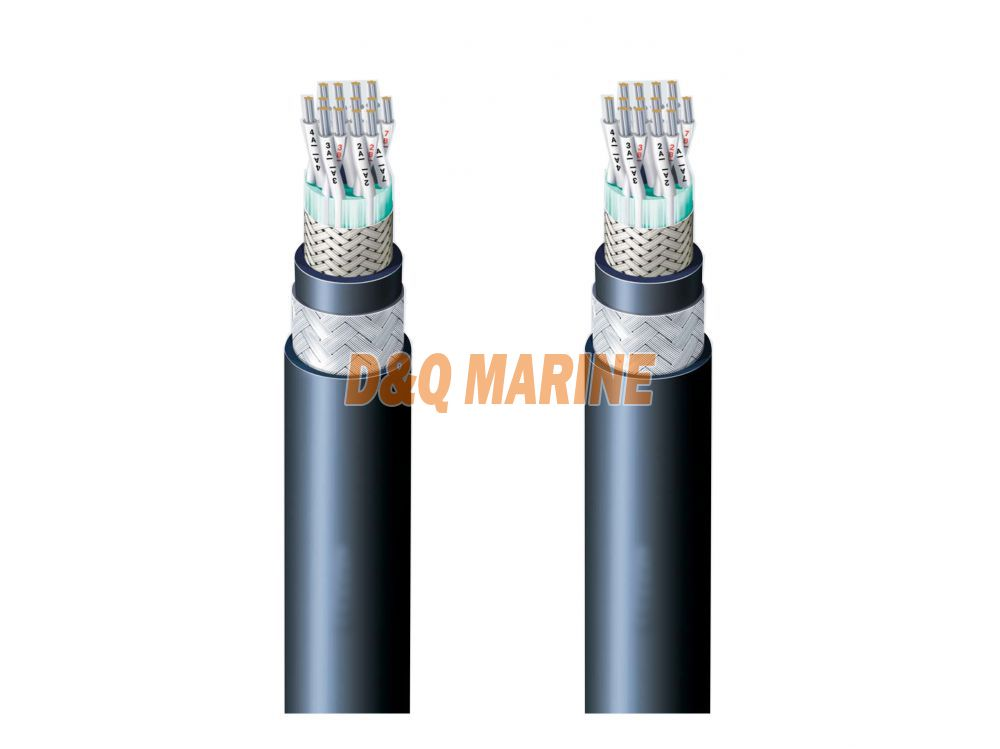 JIS C 3410 250V TTYS FA-TTYS Telephone & Instumentation cable