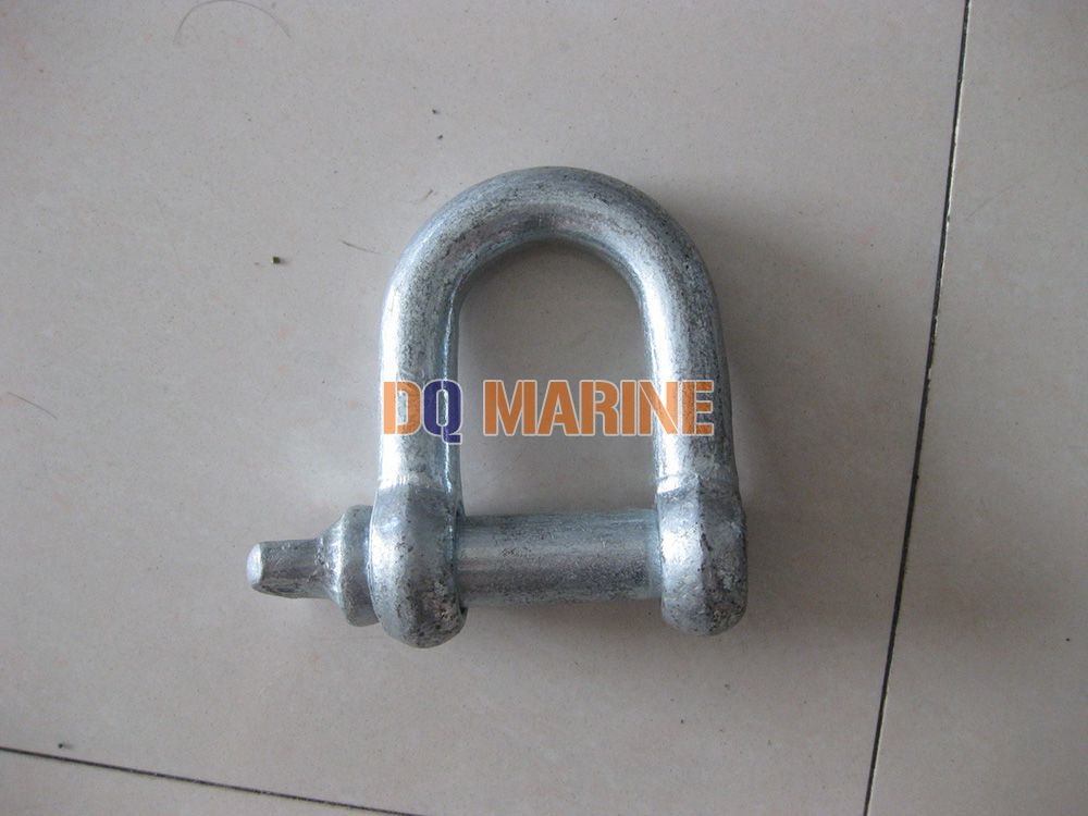 JIS Type D Shackles with Collar
