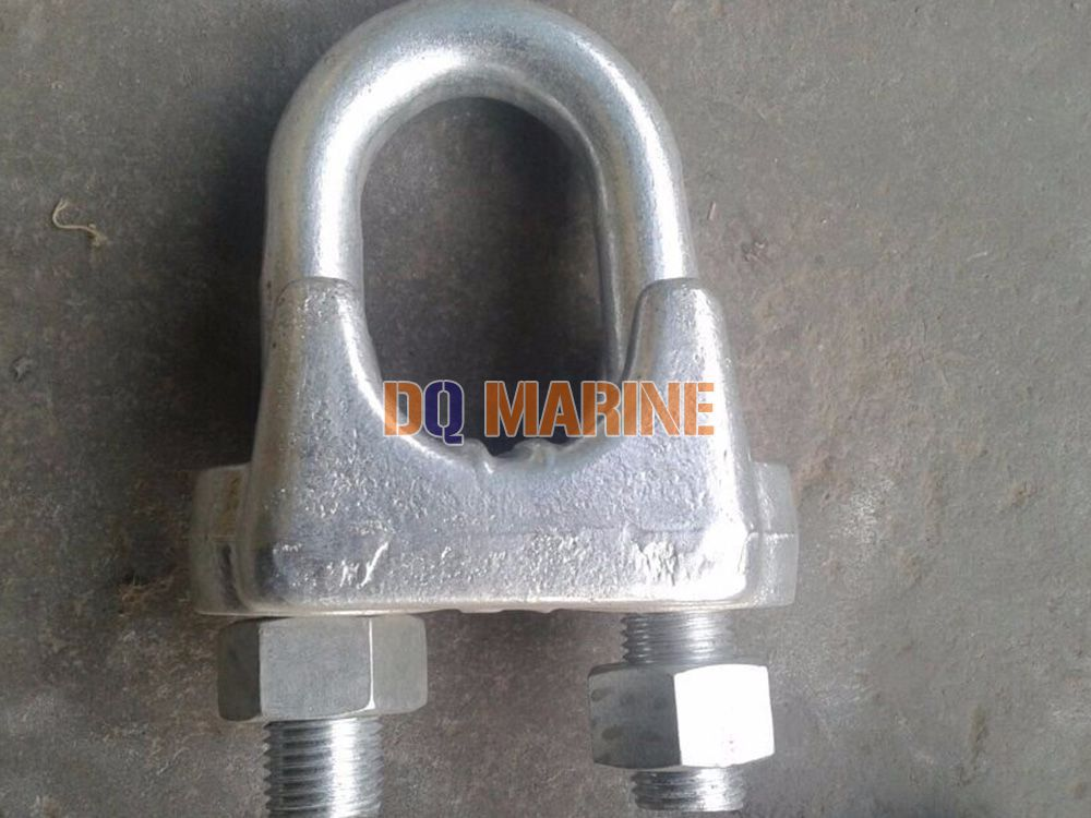 JIS Type Drop Forged Wire Rope Clips
