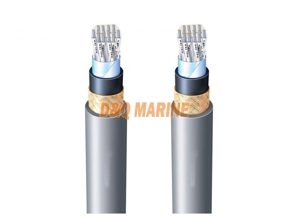 JIS C 3410 250V RCOP(OS) Telephone & Instrumentation Cable