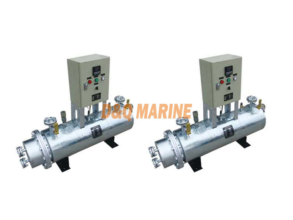 Marine JWHU-15 Jacket Water Heating Unit