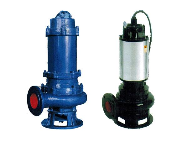 JYWQ JPWQ Series Auto-homogenizing Sewage Pump