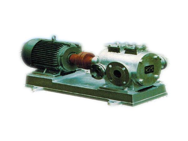 LQG Series Three-screw Rod Pump(Heat-preserving Bitumen Pump)