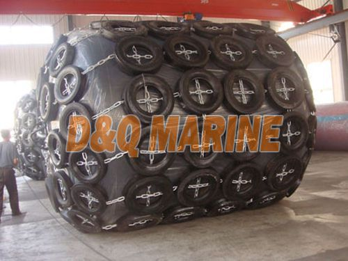 Marine Inflatable Rubber Fender