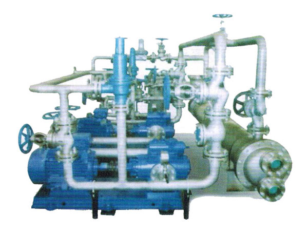 Marine Pump System Combination Unit