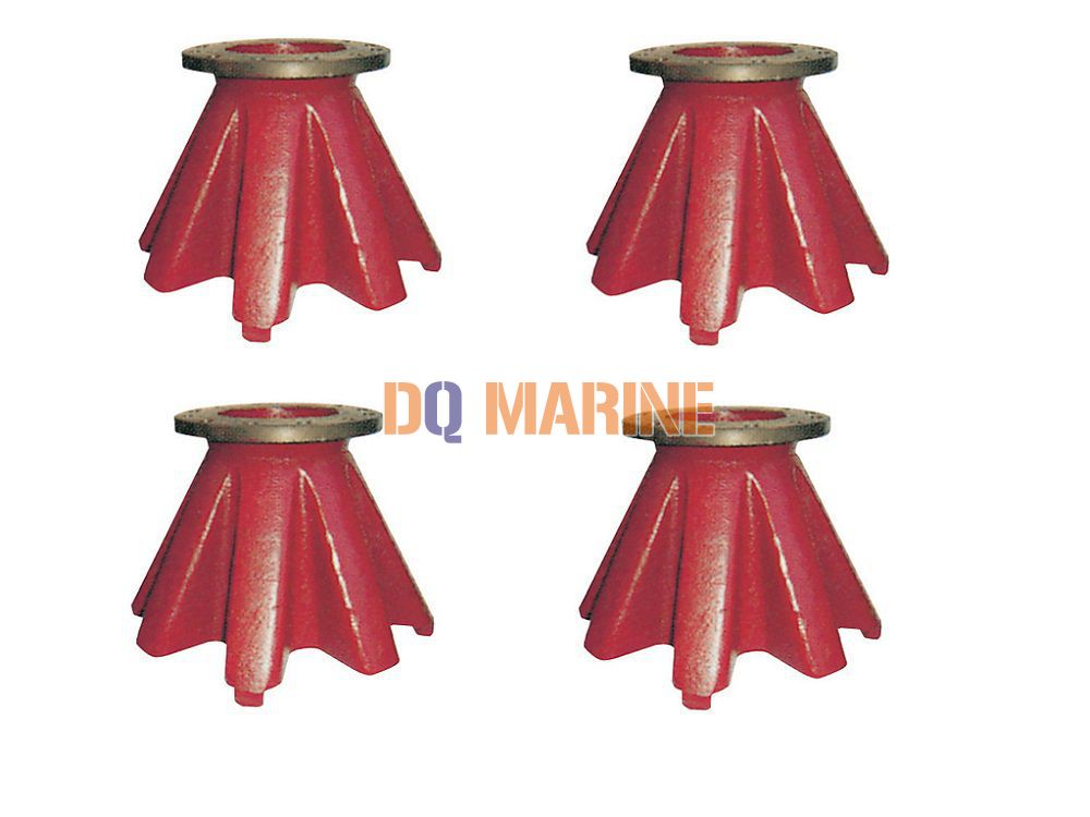Marine Cast Iron Suction Inlet CB/T495-1995 Type B/BS