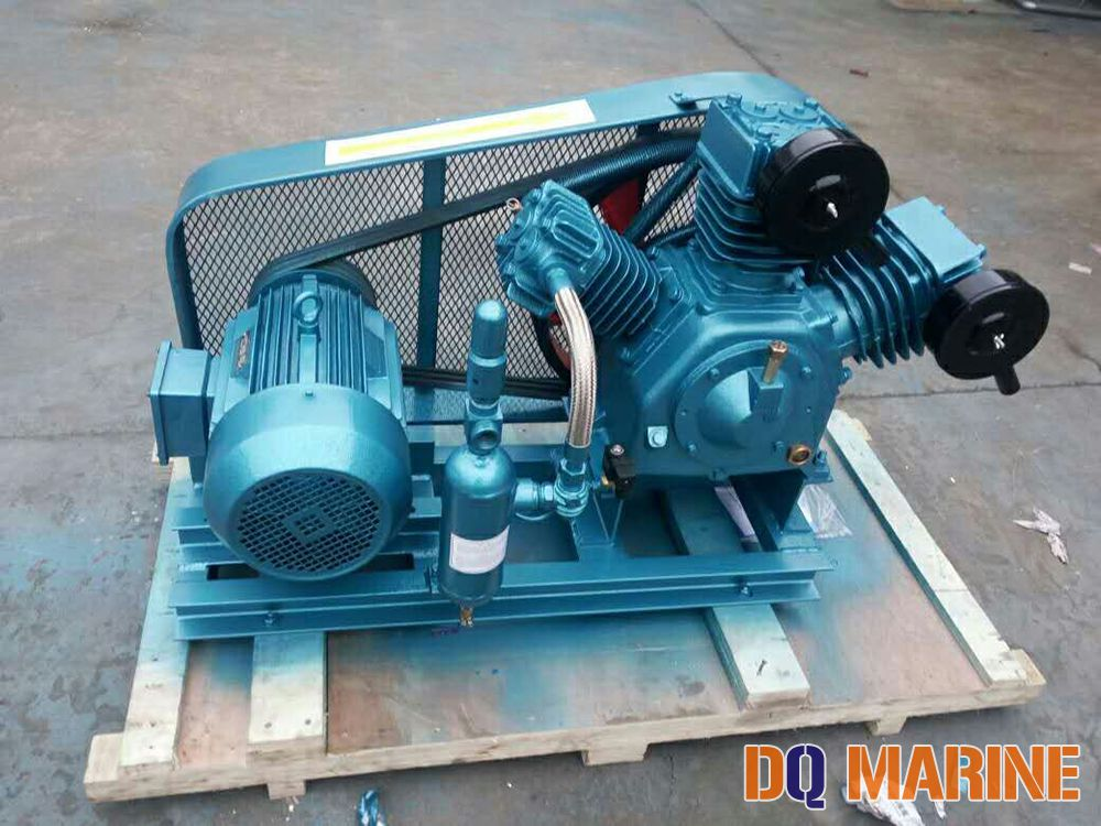 Medium Pressure Marine Air Compressor 2ZF-0.34/3-B