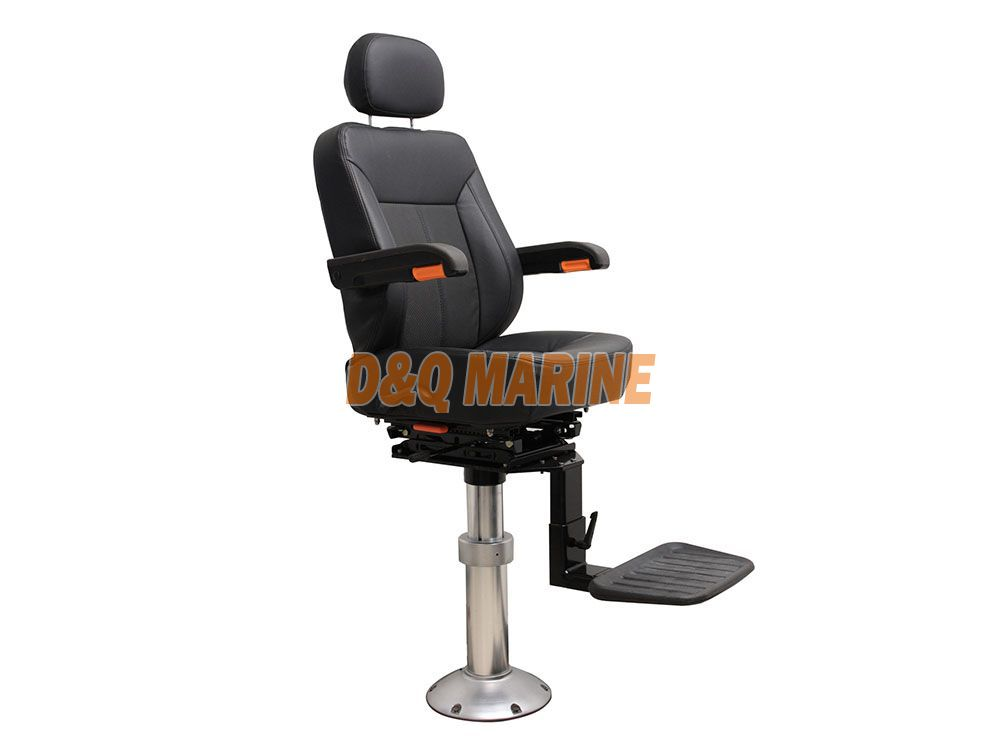 Aluminum Alloy Fixed Pilot Chair TR-002