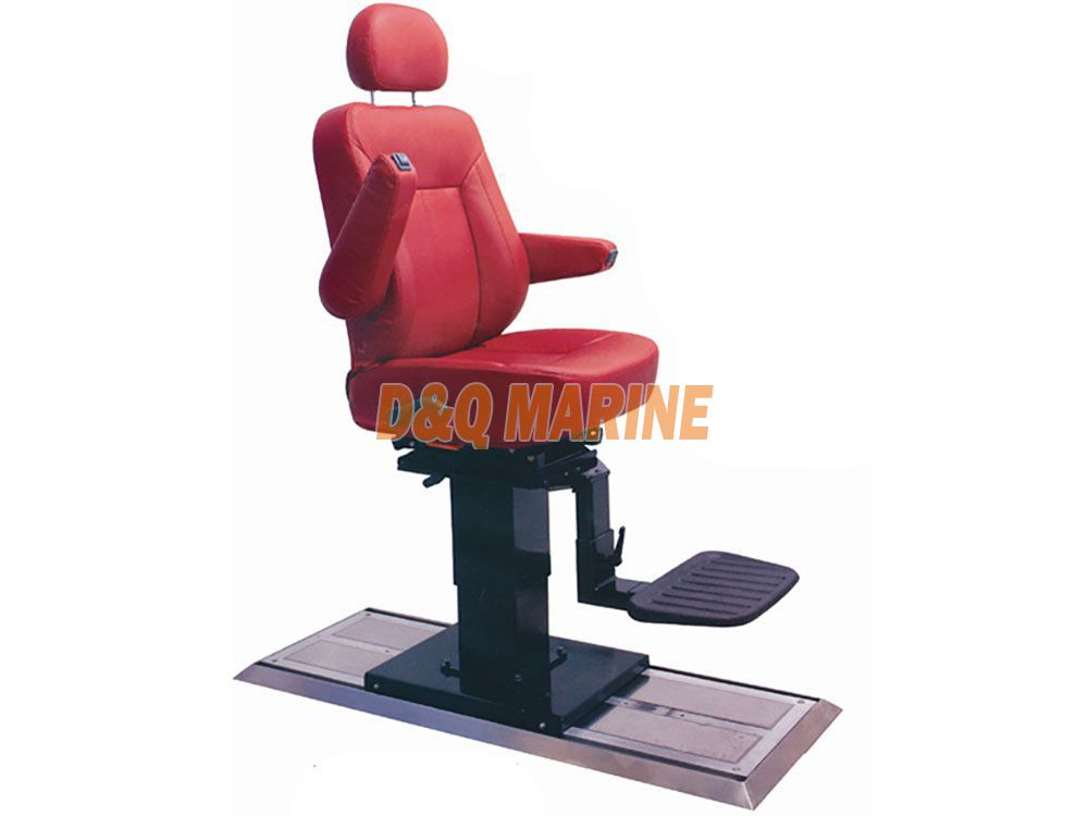 Slideable Steel Pilot Chair TR-005 with Square Column