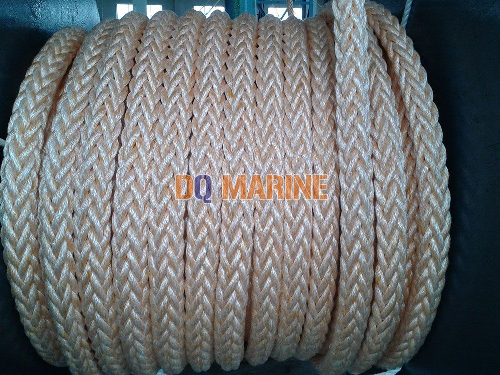 Polyester And Polypropylene Mixed Rope