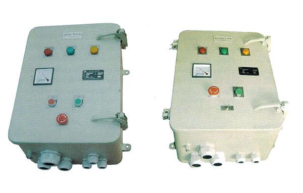 Pump Electromagnetic Starter