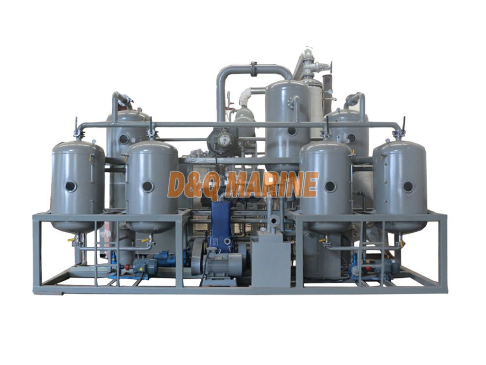 QRC Waste Oil Distillation Machine