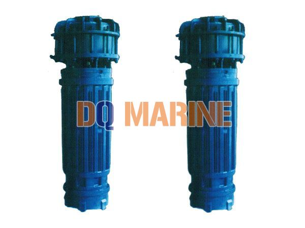 QSKG Series Electric water-submersible coaxial pump